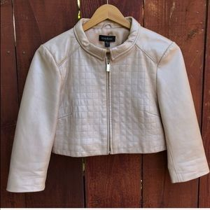 Bebe quilted jacket size XS